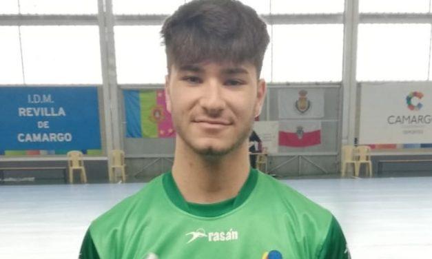 El juvenil del BM. Benidorm, Miguel Codina, convocado para una concentración de la RFEBM
