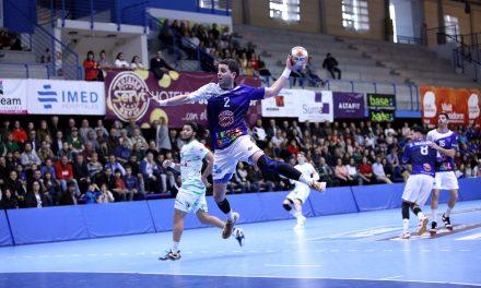 Álvaro Cabanas alcanza los 1000 goles en la Liga Asobal