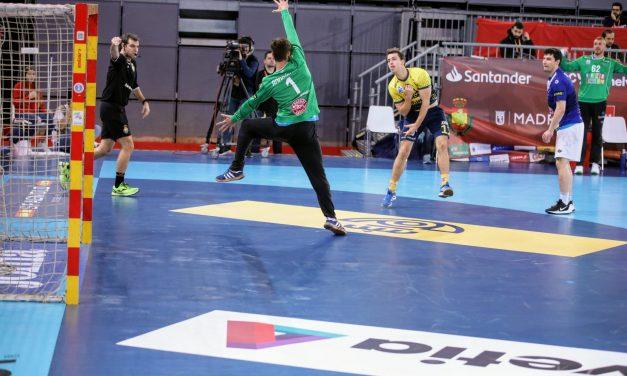 Un histórico BM Benidorm se planta en semifinales de la XLV Copa del Rey