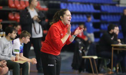 Carolina Estévez Gilsanz, nueva entrenadora del BM Servigroup Benidorm de Primera Estatal