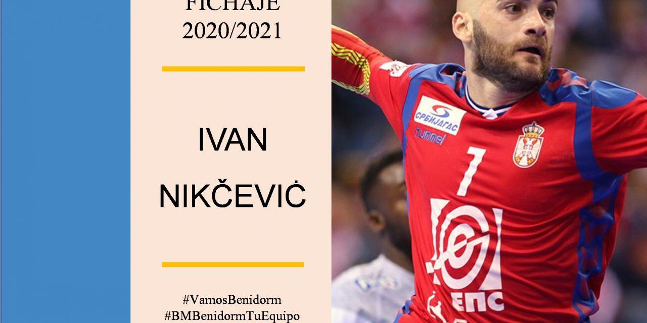 El experimentado internacional Iván Nikcevic llega al BM Benidorm