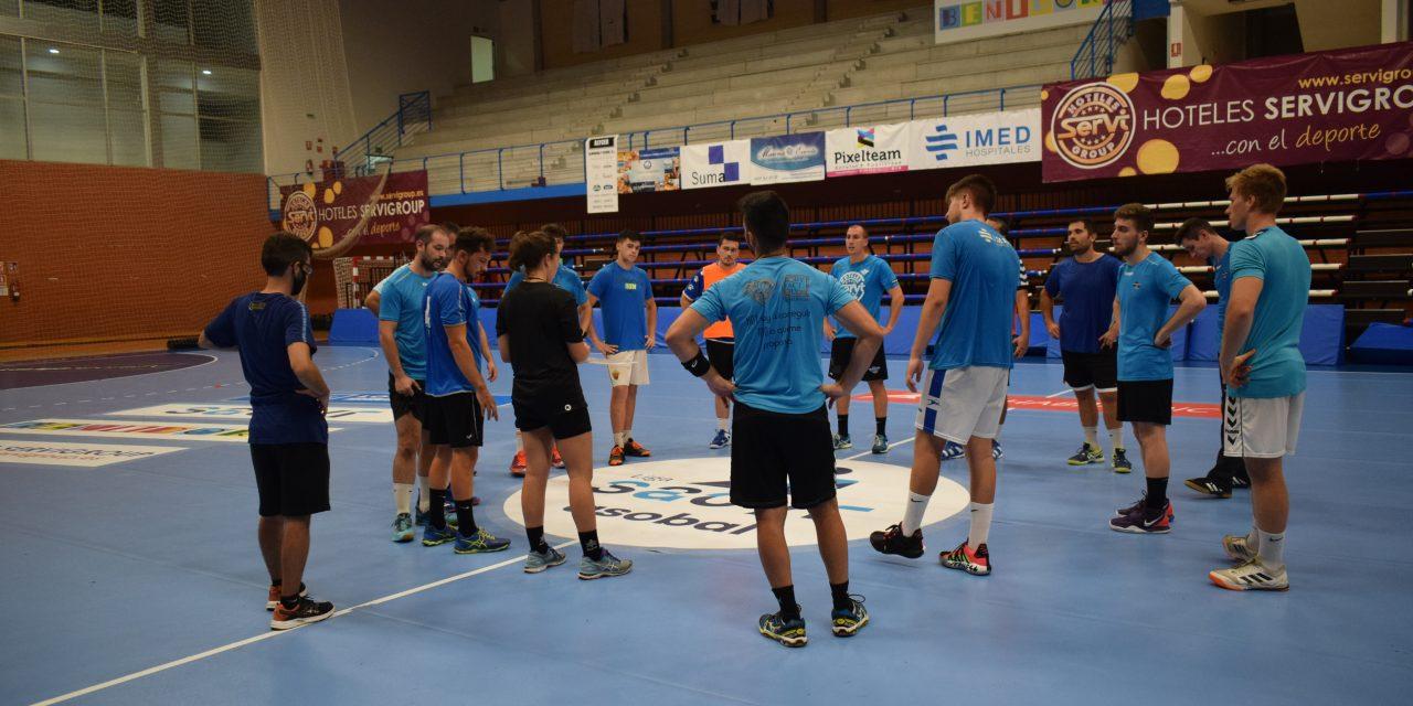 El BM Servigroup 1era Nacional comienza sus partidos de pretemporada