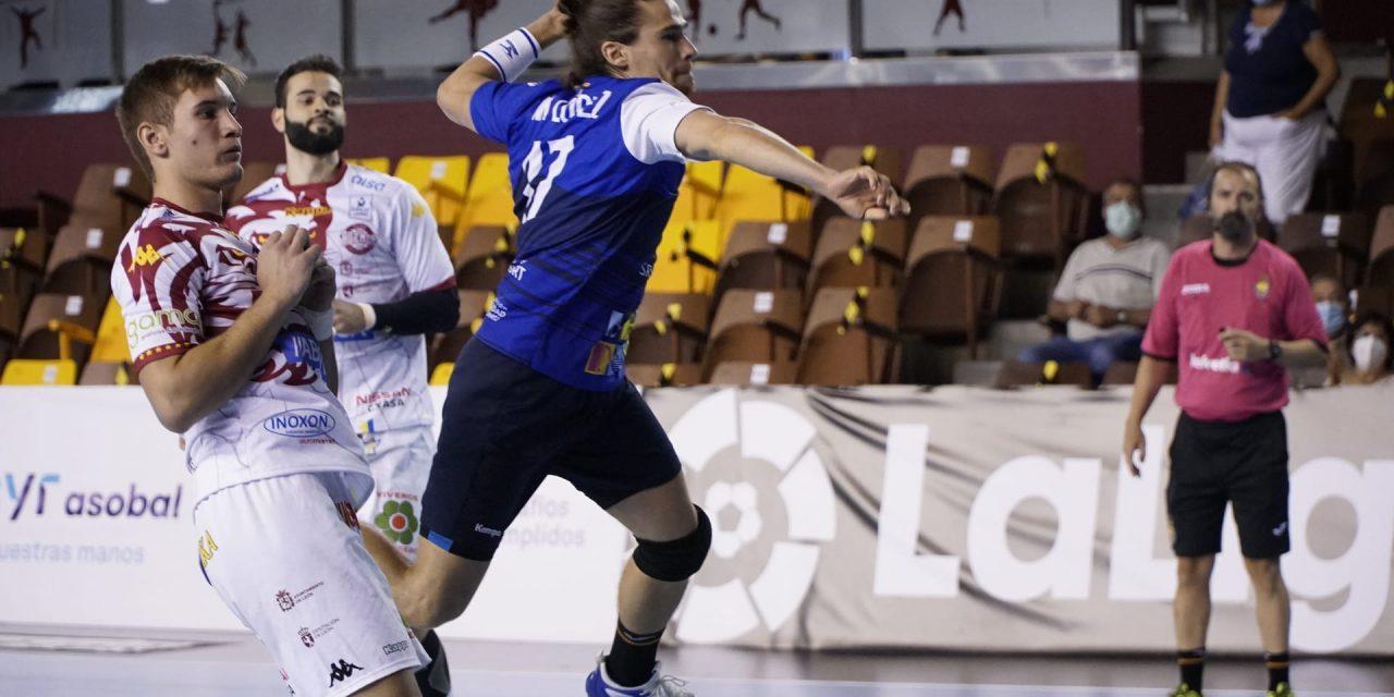 El BM Benidorm no pudo sumar en su estreno en Liga