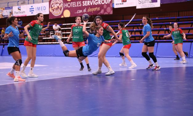 BM Benidorm 21 – 29 H Sant Quirze • Las bajas condicionan a nuestras Chicas de Plata