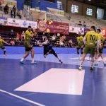 Primera victoria del BM Benidorm  en la Liga Sacyr ASOBAL