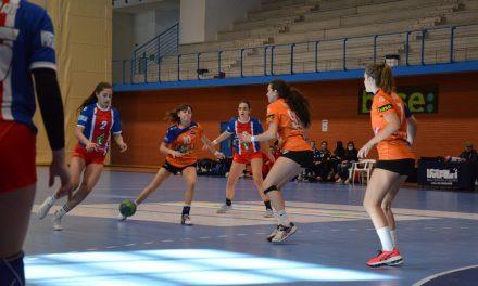 Buen y muy disputado partido de nuestro Juvenil Femenino, a pesar del marcador