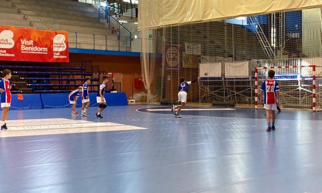 Nueva victoria del Infantil Masculino A en la jornada 8