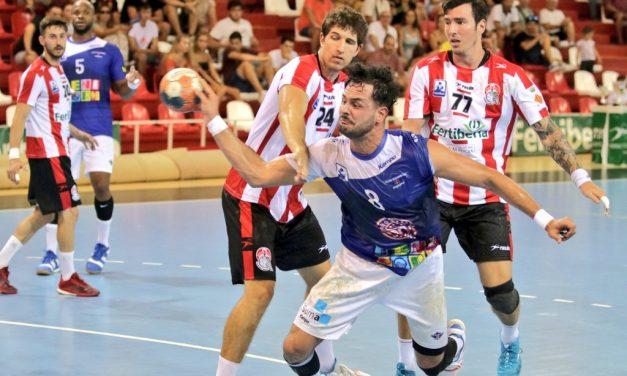 El Balonmano Benidorm disputa la final de la Copa Comunitat Valenciana