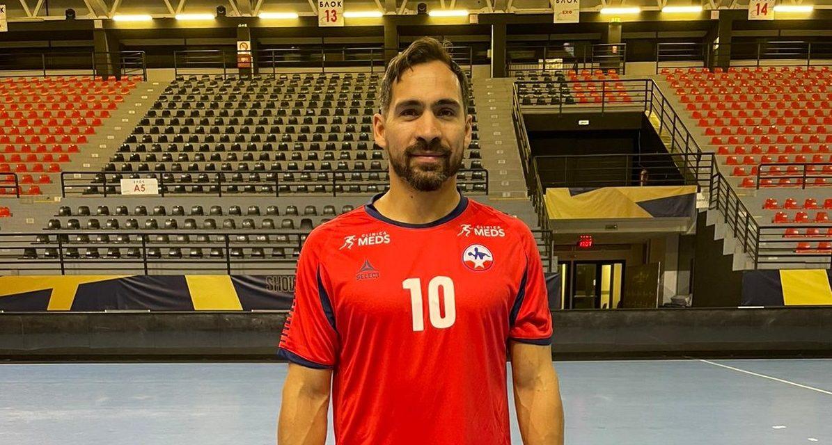 Nuestro central Emil Feuchtmann está listo para el Mundial