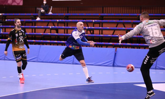 Ivan Nikcevic alcanza los 1000 goles en la Liga Asobal