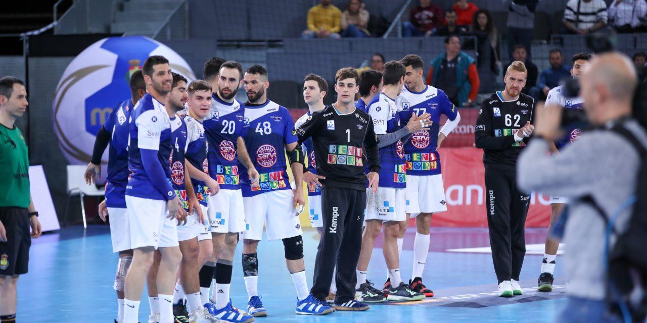El Balonmano Benidorm inicia su segunda Fase Final de la Copa del Rey