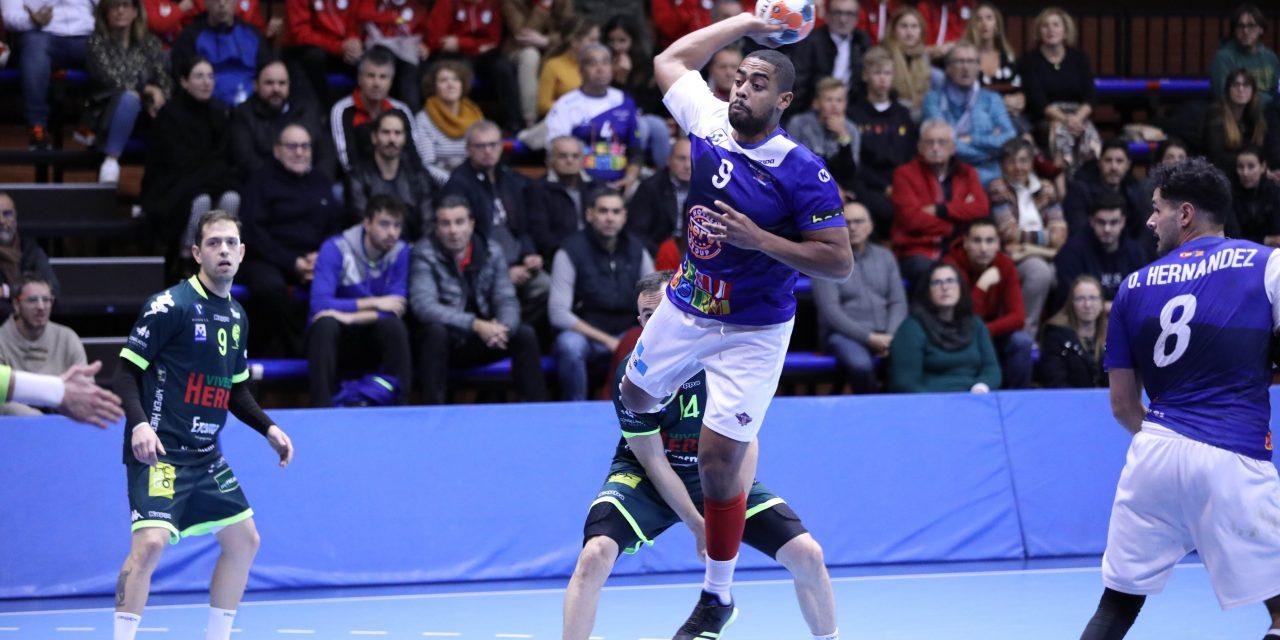 El Balonmano Benidorm recibe al Nava con ganas de conseguir los dos puntos