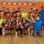 Gran victoria del Servigroup femenino de Plata
