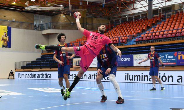 El pivote Iker Serrano jugara la próxima temporada en el Balonmano Benidorm