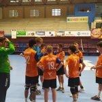 Trabajada victoria del Infantil Masculino A frente a Torrevieja