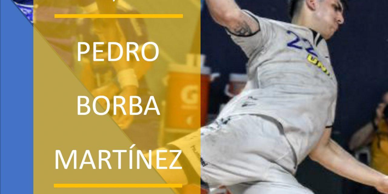 El BM. Benidorm incorpora al pivote brasileño Pedro Borba