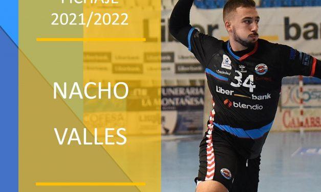 Nacho Valles regresa al Balonmano Benidorm