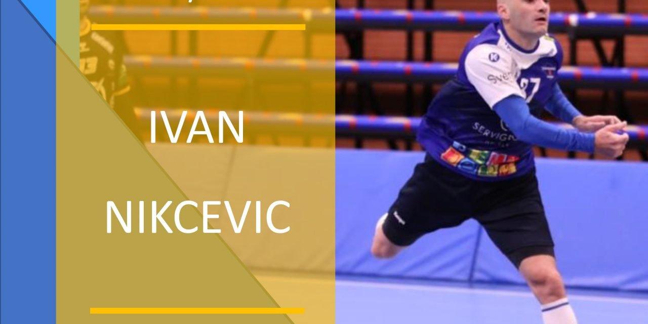 Ivan Nikcevic continuara una temporada más en el Balonmano Benidorm