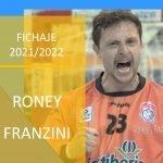 Roney Franzini acompañara a Roberto bajo palos