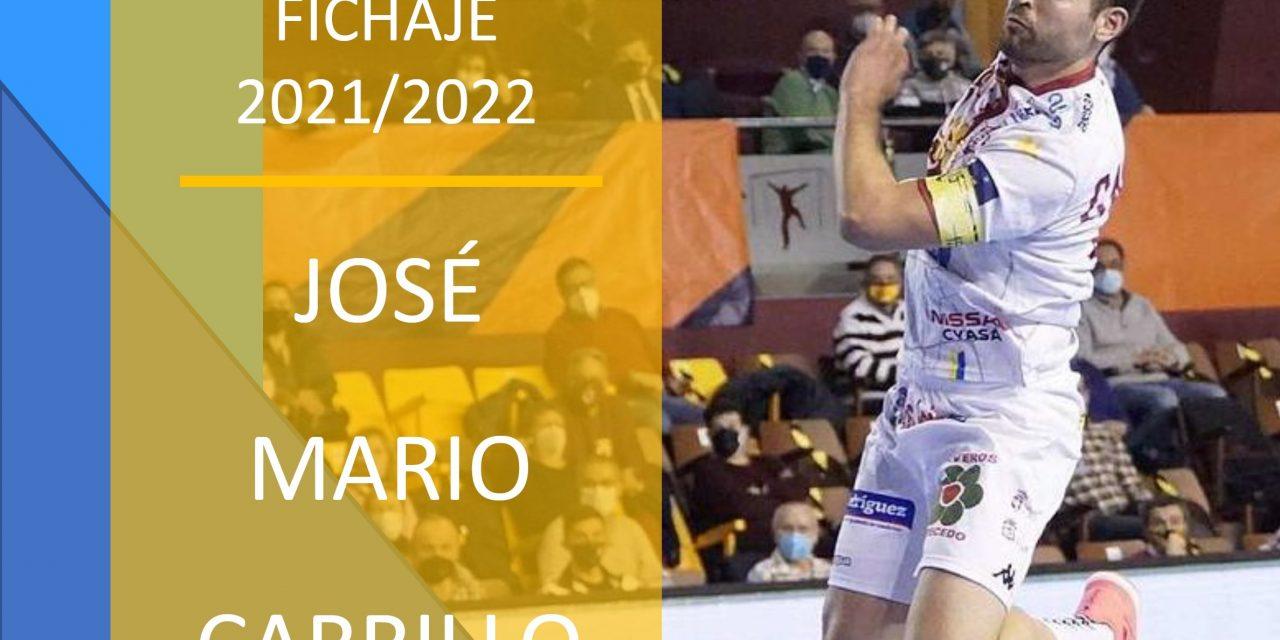 José Mario Carrillo completara la posición de extremo izquierdo del Balonmano Benidorm