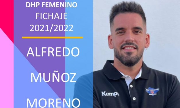Alfredo Muñoz, nuevo entrenador del equipo femenino de la Plata.