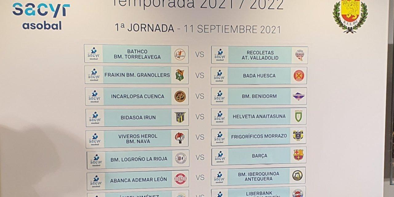 El Balonmano Benidorm ya tiene calendario para la próxima temporada