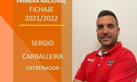 Sergio Carballeira dirigirá el equipo de Primera Nacional