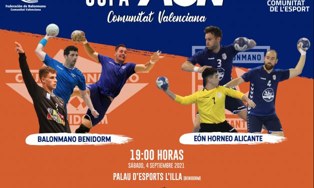 Este sábado se disputa la Final de la Copa Comunitat Valenciana