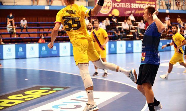 El Balonmano Benidorm entra en las subvenciones de la Diputación de Alicante