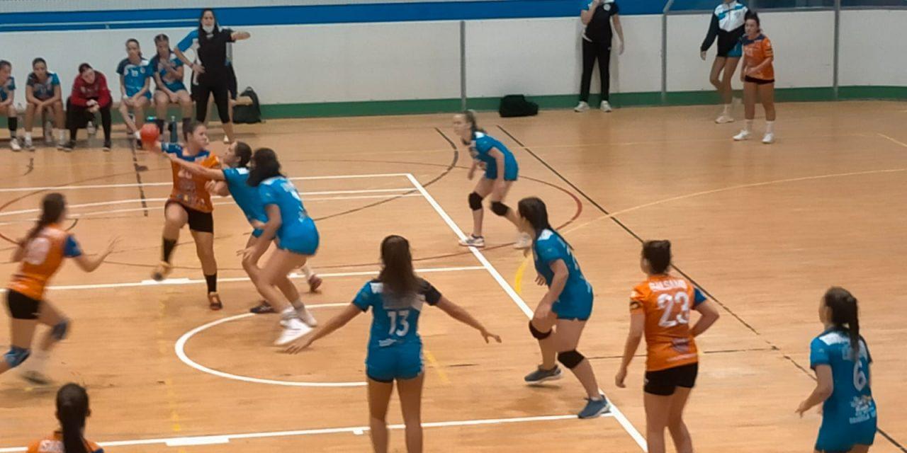 Buen partido y buena reacción del Cadete Femenino en Torrevieja